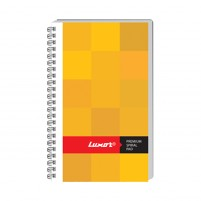 Side Spiral 44 Single Ruled Notebook #20557