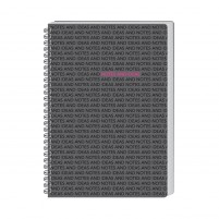 Single, B5 160 Page, 70Gms Notebook #20558