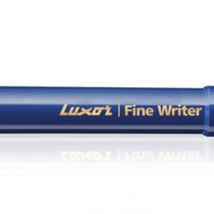 Luxor Fine Writer #944 (Black)Set of 10