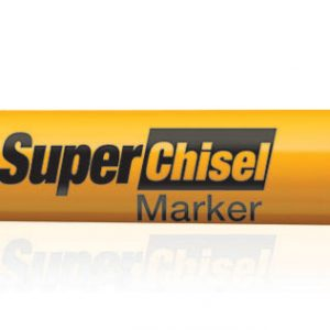 Luxor Super Chisel Marker #997(Green)(Pack of 10)