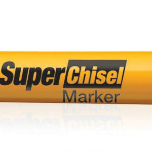 Luxor Super chisel Marker #997(Black)(Pack of 10)