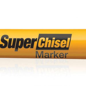 Luxor Super Chisel Marker #997(Blue)(Pack of 10)
