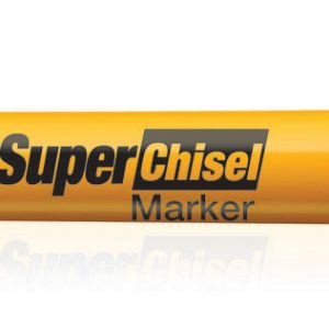 Luxor Super Chisel Marker #997(Red)(Pack of 10)