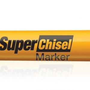 Luxor Super Chisel Marker #997(Red)(Pack of 10)