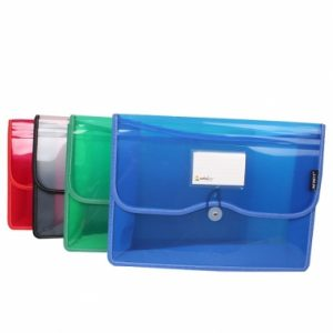 Document Case (with Back Pocket)
