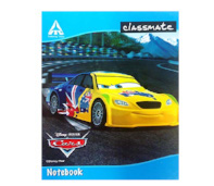 Classmate 96 pages Four Line Notebook