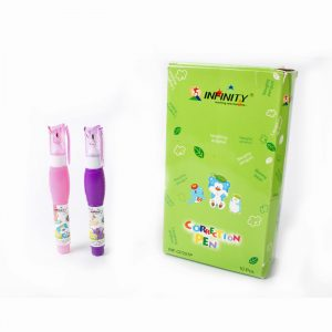 Correction Pen | INF-CP207 | 10 Nos | Infinity Stationery | Buy Bulk At Wholesale Price Online
