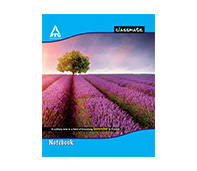 Classmate note Book, 92 pages, Two Line HARD(19*15.5cm)