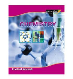 Classmate Pratical Chemistry, 136 pages, 28×22 cm