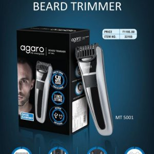 Agaro Beard Trimmer MT 5001