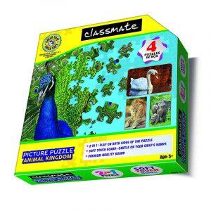 ITC Classmate | Picture Puzzle – Animal Kingdom | SKU: 4060005