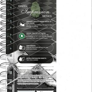 Paperkraft Green Impression Series (176 x 250) – 300 pages