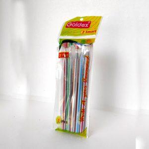 2 Smart DF (Direct Filling) Pen -5 Pieces | Goldex Pens | #1422 | Buy Bulk Online