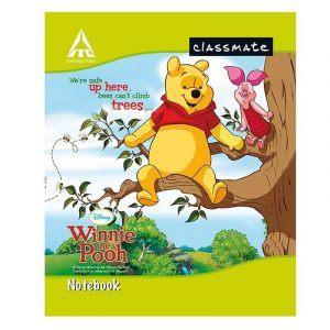 Classmate Notebook (100 X 82) | 42 Pages | Single Line | Soft Cover | SKU: 2001216 | Buy Bulk Online