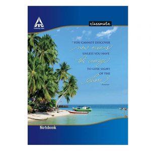 Classmate Notebook (190 X 155) | 20 Pages | Unruled | Soft Cover | SKU: 2001155 | Buy Bulk Online