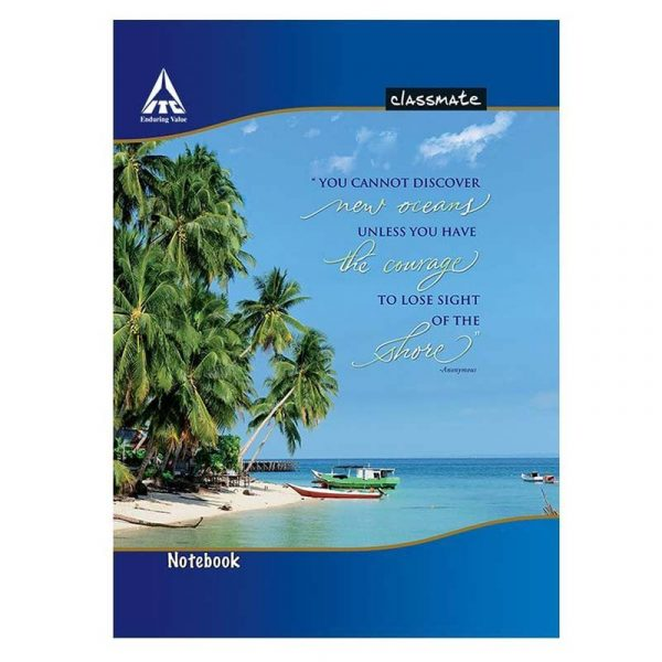 classmate notebook 190 x 155 20 pages four lines with gap center stapled soft cover sku 2001164 authorized distributors wholesaler bulk order shop buy online supplier best lowest price dealers in kerala south india stockist