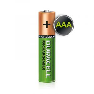 Duracell Recharge Ultra | AAA2-900 MAH | Green Rechargeable AAA Batteries with Duralock | Pack of 2 | SKU: 5003477 | Buy Bulk Online