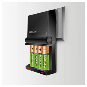 Duracell Recharge Ultra   AAA4-900 MAH   Green Rechargeable AAA Batteries with Duralock   Pack of 4   SKU: 5003449   Buy Bulk Online