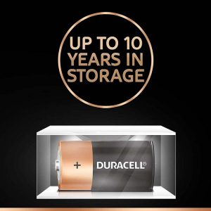 Duracell C Alkaline Battery with Duralock Technology | Pack of 2 | SKU: 5005411 | Buy Bulk Online
