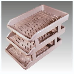 Delux Office Tray | Omega Stationery | Art No: 1739/S | Buy Bulk Online