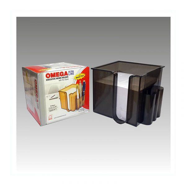 omega executive memo holder pen stand 1708 authorized distributors wholesaler bulk order shop buy online supplier best lowest price dealers in kerala south india stockist