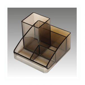 Platinum Pen Stand | Omega Stationery | Art No: 1707 | Buy Bulk Online