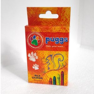 Puggs Wax Crayons | 16 Shades / Colours | Non-Toxic | Buy Bulk At Wholesale Price Online