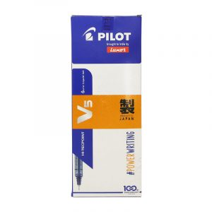 Hi-Tecpoint V5 0.5 Pen | Wholesale Pack (12 Pieces) | Pilot Luxor | Buy Bulk At Wholesale Price Online