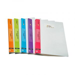 Display Book | INF-DB40F | Size FC | Infinity Stationery | Buy Bulk At Wholesale Price Online