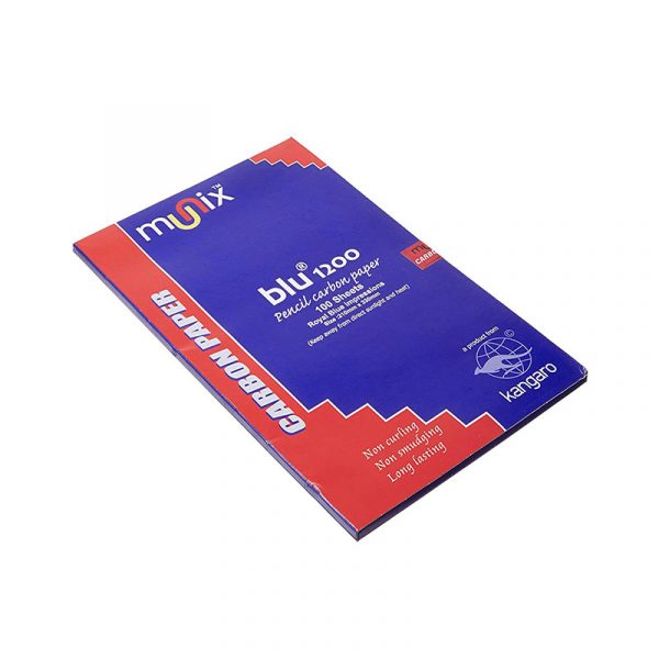 kangaro munix blu 1200 pencil carbon paper authorized distributors wholesaler renaissance bulk order shop buy online supplier best lowest cheapest factory price dealers in alappuzha alleppey ernakulam kochi kottayam kerala south india stockist