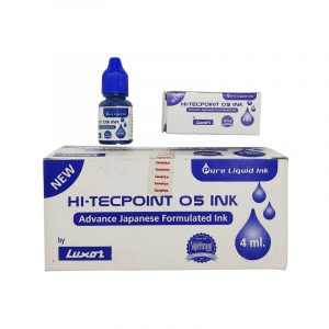 Pilot Luxor Ink | Hi-Tecpoint 0.5 Pen | Pure Liquid Ink- 4 ml | | Buy Bulk At Wholesale Price Online