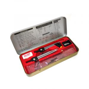100/100 Geometry / Instruments Box | 1683 | Luxor | Buy Bulk At Wholesale Price Online