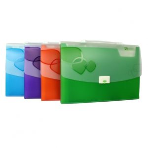 Expanding Bag | INF-EB708F | Size FC | Infinity Stationery | Buy Bulk At Wholesale Price Online